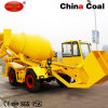 Mini Self Propelled Concrete Mixing Truck