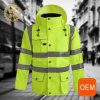 OEM Yellow Logistic Reflective Work Uniforms