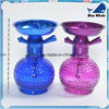 Bw239 Popular LED Shisha Hookah Colorful Glass Shisha Hookah