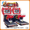 "55"" LCD Coin Operated Simulator Pump It up Moto Machine"