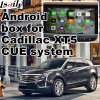 Android GPS Navigation System Video Interface for Cadillac Xt5