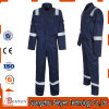 High Visibility Workwear Airport Workwear with Reflective Tape Coverall