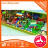 Rainbow Theme Indoor Kids Playground Labyrinth for Amusement Park
