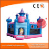 Inflatable Princess Pink Bouncy Castle T2-501