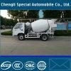 3m3 Foralnd Right Hand Drive Mini 4X2 Truck Cement Mixer