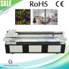 Glass UV Flatbed Printer for Wall Panel/Floor/Door
