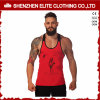 Men Custom Gym Bodybuilding Singlet Stringer (ELTMBJ-601)