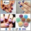 Multicolor Nail Polish Mica Powder, Pearl Pigment for Nail Polish
