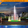 Program Control Stainless Steel LED Light Decorative Combination Type Fountain