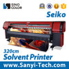 China Trustful Solvent Printer, Digital Printer Sinocolorsk-3278s, Large Format Printer 3.2m Solvent Plotter Printer