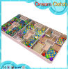 Safe Items Theme Kids Customized Indoor Playground for Sale
