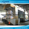 High Speed Chamber Doctor Blade PE Film Printing Machine