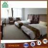 Five Stars Hotel Furniture Luxury Bedroom China Manufacturer Standard Double-Bed Room Furniture