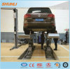 4000kg Saudi Arabia Type in Ground Mounted Car Scissor Lift