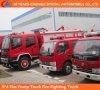 6*4 Fire Pump Truck Fire Fighting Truck