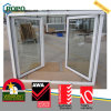 PVC Double Opening Casement Window