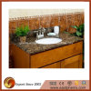 Natural Baltic Brown Granite Vanity Top for Kitchen/Bathroom/Hotel/Commercial