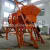 350L Electric Concrete Mixer (wire hoisting tipping hopper) Rdcm350-11ehs