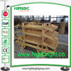 High Class Wood Bread Display Stand for Bakery Furniture