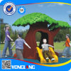 Plastic Slide Tree House