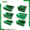 Customized Color Stackable Nestable Vegetable Plastic Storage Boxes