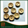 4 Hole Natural Wooden Button for Shirts Customized Design Available