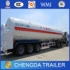 China Made 50m3 Double Layer Pressure LNG Tank Trailer LNG Storage Tank