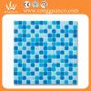 Cheap Price Blend Blue Colors Glass Mosaics