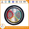 0.6/1kv XLPE Insulated and PVC Sheathed Steel Wire Armour Power Cable