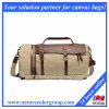 Waxed Canvas Travel Duffel Bag Backpack