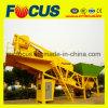 Large Capacity Concrete Plant Yhzs75 Mobile Concrete Mix Plant