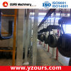 Steel Plate Painting Line with Shot Blasting Machine