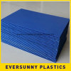 Green Plastic Re-Useble PP Hollow Sheet for Trees & Industries