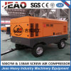 Hg550-13c Portable Diesel Air Compressor Use for Mining Blast Hole Project in 2017
