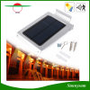 46 LEDs Waterproof Human Body Sensor Solar Light for Garden