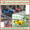 Mini Mokes and Other Vehicle Automobile Production Individual Assembly Line