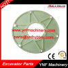 Excavator Parts Flange Coupling 241.8* 50