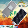 All in One Solar LED Street Light 8W