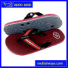 Double Color Sole Simple Style Summer Beach PE Man Slipper