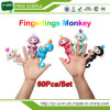 Mini Interactive Fingerlings Baby Monkey Toys for Kids Gift