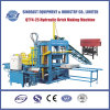 Qty4-25 Full-Automatic Concrete Brick Making Machine