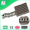 Flat Plastic Table Top Plate Stainless Steel Conveyor Chain