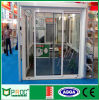 Double Tempered Aluminum Lift Sliding Door with German Hardware
