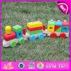 2015 New Wood Kids Toy Train Slide, Wooden Train Toy, Train Toy Wood for Baby, Kids′ Wooden Toy Car W04A187
