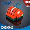 High Quality 4p100A Knife Switch/4 Pole Double Throw Orange Color