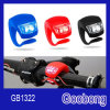 2LED Silicon Frog Safety Bike Bicycle Front Rear Light: