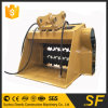 Excavator Parts of Crusher Bucket for Jcb240