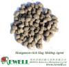 Manganese-Rich Slag Melting Agent