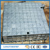 Bolted Steel Water Storage Tank 4ftx4FT Galvanized Water Tank Panel