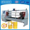 Gl--702 China Factory BOPP Scotch Transparent Carton Tape Cutting Machine